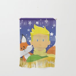 Little Prince Wall Hanging