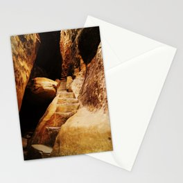 The Way is Narrow Stationery Cards