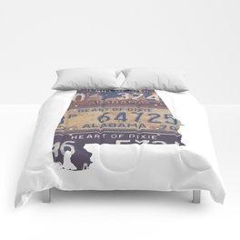 Vintage Alabama Comforters