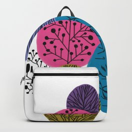 Forest Tree Backpack