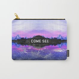 _COME SEE Carry-All Pouch