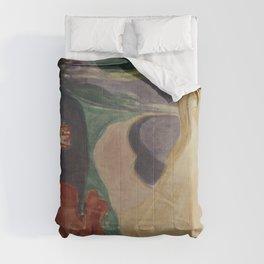 Edvard Munch - Separation Comforters
