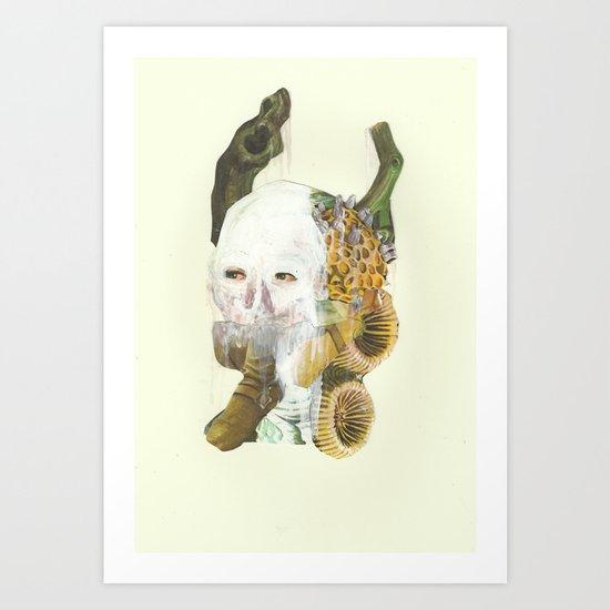 Mephisto Art Print