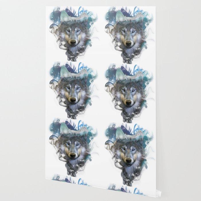 Wolf - Spirit Animal Wallpaper