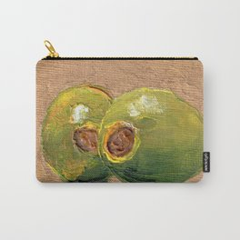 Two Olives Carry-All Pouch