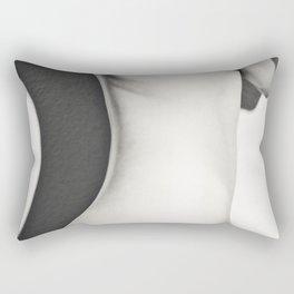 5789 Natasha Au Naturel - Boudoir Eros Studio Beauty Nude Rectangular Pillow