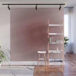 pink haze Wall Mural