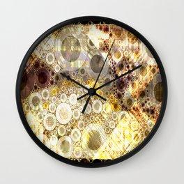Kringles Chaos Wall Clock
