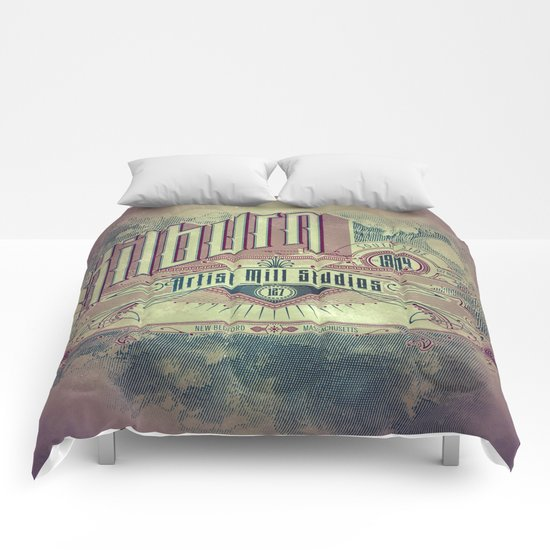 Kilburn Mill Studios Comforters