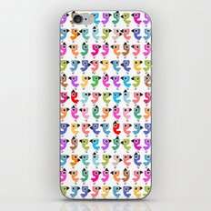 Bird is the Word! iPhone & iPod Skin