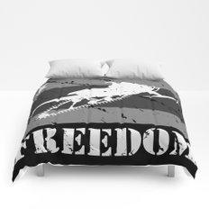 FREEDOM! Snowmobile Comforters
