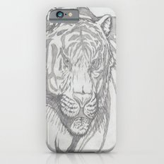 large tiger Slim Case iPhone 6s