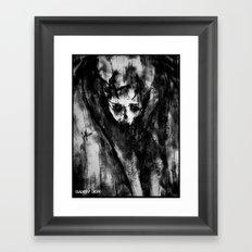 Lucifer Framed Art Print