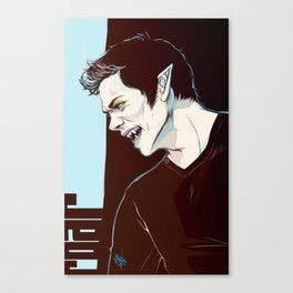 stiles no2 Canvas Print
