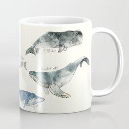 Whales Kaffeebecher