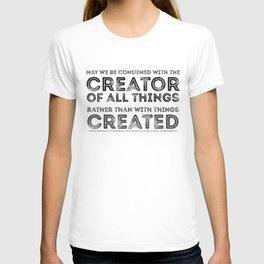 Consumed T-shirt