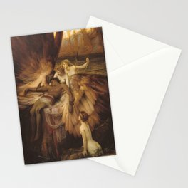 The Lament for Icarus by Herbert James Draper, 1898 Stationery Cards