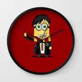 Harry Potter Minion Wall Clock