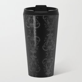 Carnivorous Damask (Noir) Travel Mug