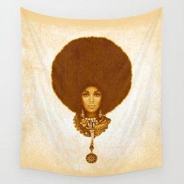 Afrofuturism fashion design- 1974 Wall Tapestry