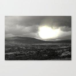 Lets Get Lost - Original Photographic Print Canvas Print
