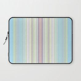 Babys Rainbow Stripe Design Laptop Sleeve
