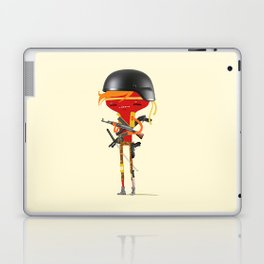 War is Henry Laptop & iPad Skin