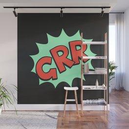 GRR Wall Mural