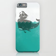 Belly of the Whale - Hipster Edition (with pirates) iPhone 6s Slim Case