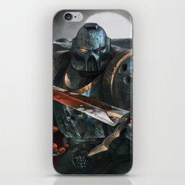Warhammer Soldier iPhone Skin