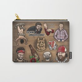 Letterkenny flash Carry-All Pouch