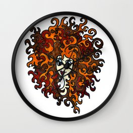 Medusa | Sea Legand Wall Clock