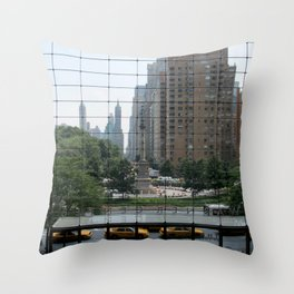 Perfect Order Throw Pillow