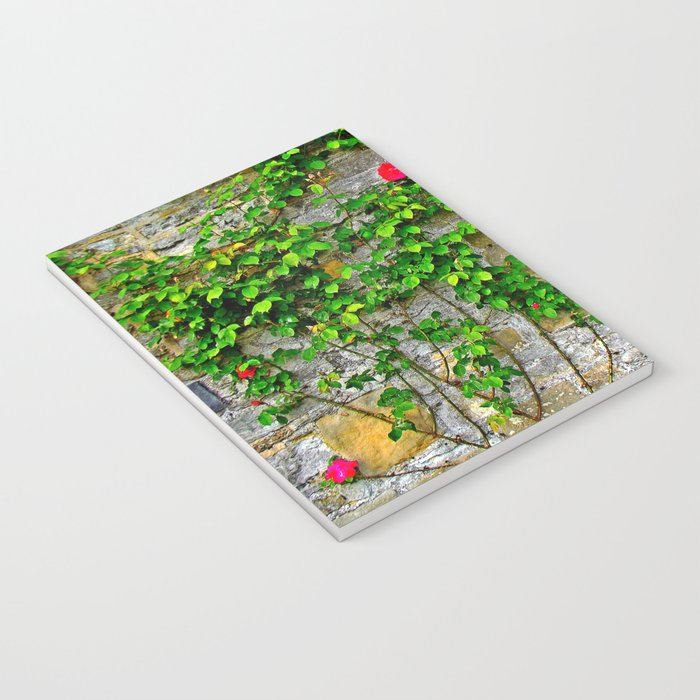 English Castle Notebook