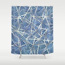 Icelines Shower Curtain