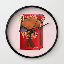 Pockypus Wall Clock