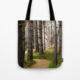 Path to the Sea (Point Lobos) Tote Bag