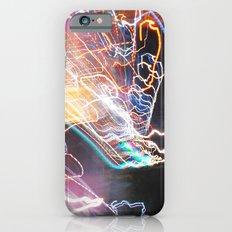 Techno-Finger Painting Slim Case iPhone 6s