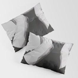 Geometric Callas Pillow Sham
