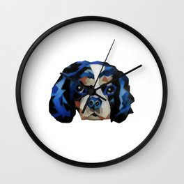 King Charles Wall Clock