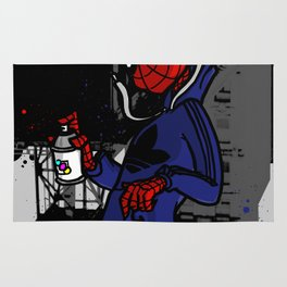 Spidey Can Rug