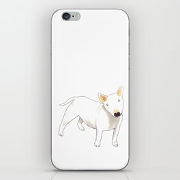 Bull Terrier iPhone Skin