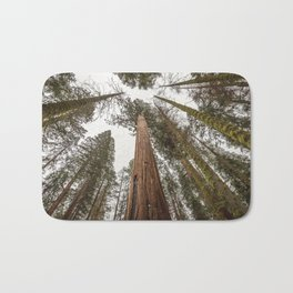 Sequoia Stretch - Nature Photography Bath Mat