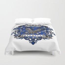 Ravenclaw Color Crest Duvet Cover