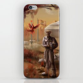 New Discovery iPhone Skin