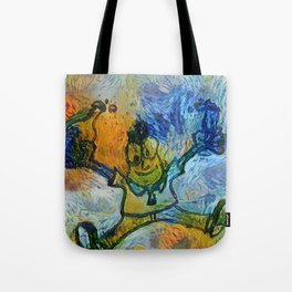 It Figures ! Toasts ! Tote Bag