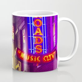 Music City Coffee Mug