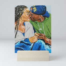 Poetic Kiss/Tupac/2pac Mini Art Print