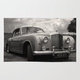 Classic Bentley Rug