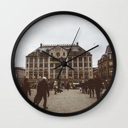 Amsterdam Uniform Wall Clock